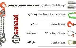 sling types