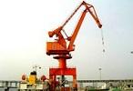 portal and pedestal cranes small