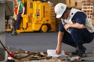 بازرسی اسلینگ سیم بکسل زنجیر تسمه sling inspection