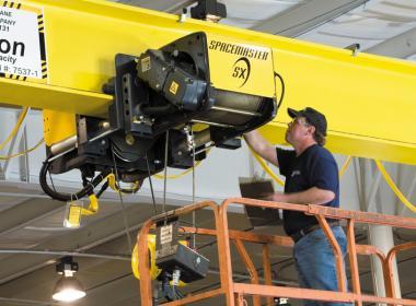 crane inspection بازرسی جرثقیل
