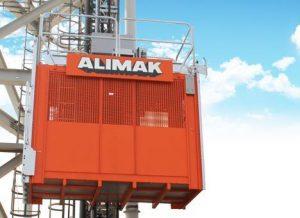 آسانسور کارگاهی Alimak آلیماک چیست
