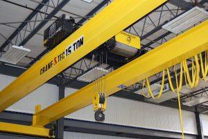بازرسی جرثقیل سقفی دکتر صنعت overhead crane inspection drsanaat