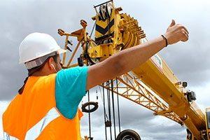 crane rigger drsanaat